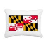 Marylandblank.png Rectangular Canvas Pillow