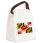 Marylandblank.png Canvas Lunch Bag