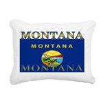 2-Montana.png Rectangular Canvas Pillow