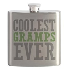 Coolest Gramps Flask