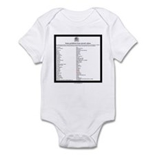Carry-on guidelines Infant Creeper