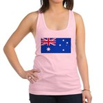 Australiablank.jpg Racerback Tank Top
