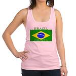 Brazilblack.png Racerback Tank Top