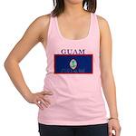 Guam.jpg Racerback Tank Top