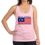 Malaysia.png Racerback Tank Top