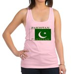 Pakistan.jpg Racerback Tank Top