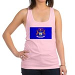 Michiganblank.png Racerback Tank Top