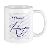 I Choose Hope Coffee Mug
