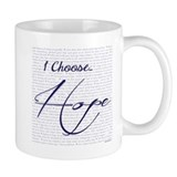 I Choose Hope Small Mug