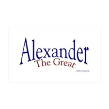 Alexander Wall Decal