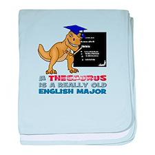 Thesaurus baby blanket