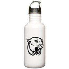 Cougar bait Water Bottle