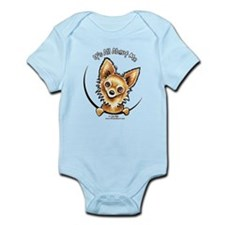 LH Chihuahua IAAM Infant Bodysuit