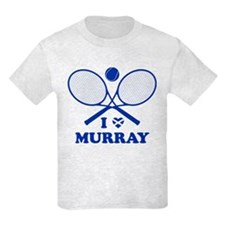 Love Murray Kids Grey T-Shirt