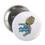 Aquarius Cool Water Design Button