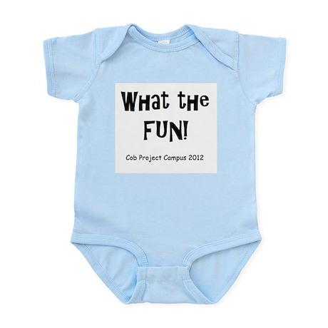 What Fun Infant Bodysuit