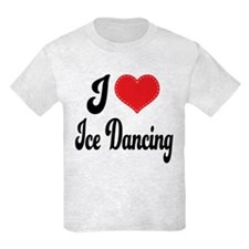 I Love Dancing T-Shirt