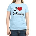 I Love Dancing Women's Light T-Shirt