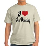 I Love Dancing Light T-Shirt