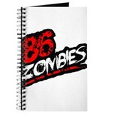 86 ZOMBIES logo Journal