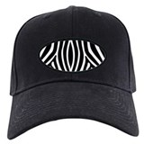 Zebra Baseball Hat