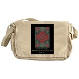 KUAN YIN - LET THE MAGIC HAPPEN... Messenger Bag