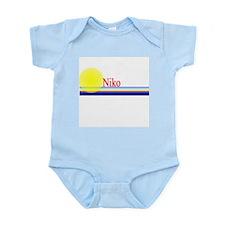 Niko Infant Creeper
