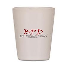 BPD Shot Glass