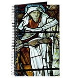 St Luke by Edward Burne-Jones Journal