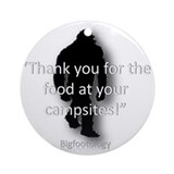 Thank You for the food at your campsites! Ornament
