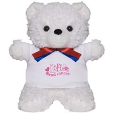 Hope For Breast Cancer Teddy Bear
