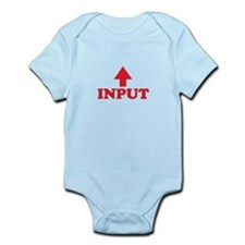 Input/Output Body Suit