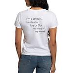 In My Novel Women's T-Shirt