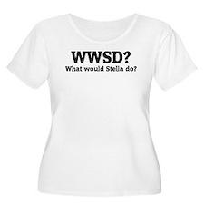 stella.jpg Plus Size T-Shirt