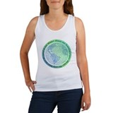 Earth image Women's Tank Top