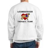 Leonberger Therapy Sweatshirt