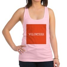 VOLUNTEER Racerback Tank Top