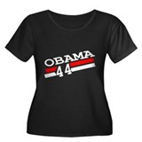 Barack Obama 44 for President Shirt  T