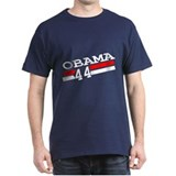 Barack Obama 44 for President Shirt T-Shirt
