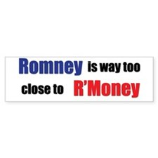 Romney is too close to our money