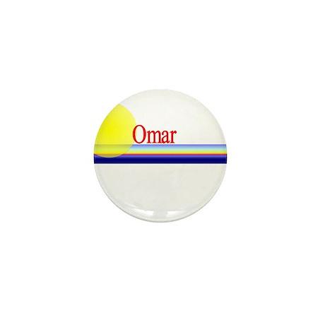 Omar Mini Button
