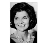 Jackie Kennedy Postcards (Package of 8)