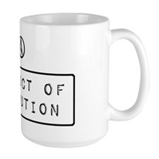 Product of Evolution Mug