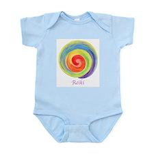 Reiki Colors Infant Bodysuit