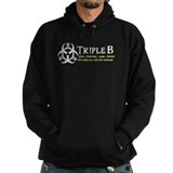 triple b black logo.psd Hoody