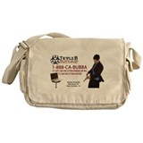 Bubbas Business Card Messenger Bag