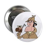 "Sherlock - Headshot 2.25"" Button (10 pack)"