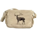 Irish Elk Messenger Bag