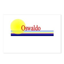 Oswaldo Postcards (Package of 8)