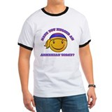 Cute Armenian Smiley Design T